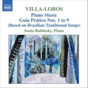 Villa-Lobos - Piano Music Volume 5