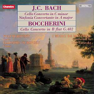 Bach, J S: Concerto in C minor for Cello and Orchestra, etc.