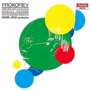 Prokofiev: Romeo and Juliet - Suite No. 2, Op. 64b, etc.