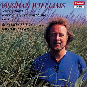 Vaughan Williams: Songs of Travel & other vocal music