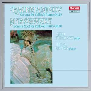 Rachmaninov & Miaskovsky: Cello Sonatas Product Image