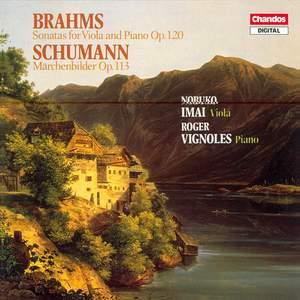 Brahms: Viola Sonatas Nos. 1 & 2 and Schumann: Märchenbilder