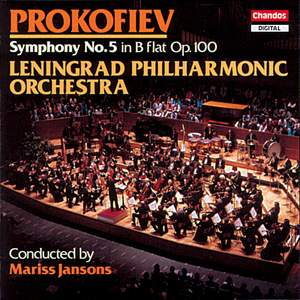 Prokofiev: Symphony No. 5 in B flat major, Op. 100