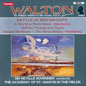 Walton - Film Music - Vol 2