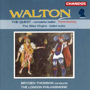 Walton: The Quest & The Wise Virgins