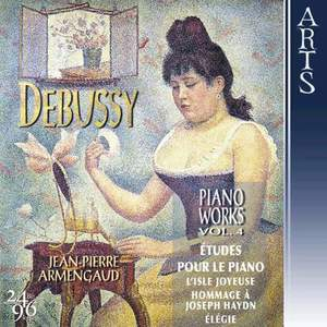 Debussy - Complete Piano Works Volume 2