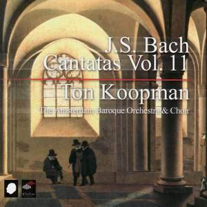 J S Bach - Complete Cantatas Volume 11