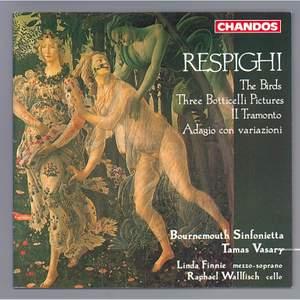 Respighi: The Bells, Trittico Botticelliano, Il tramonto
