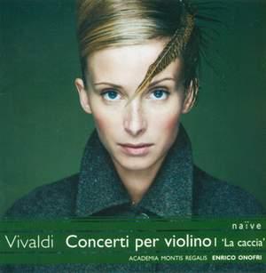Vivaldi - Violin Concertos Volume 1