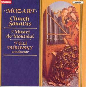 Mozart - Complete Church Sonatas for Organ & Orchestra