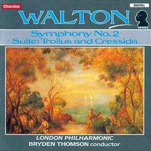 Walton: Symphony No. 2, etc.
