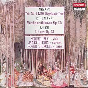 Schumann: Märchenerzählungen, Mozart: Kegelstatt-Trio
