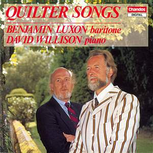 Quilter: Songs Product Image