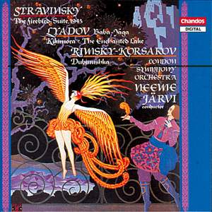 Stravinsky: Firebird Suite, Liadov: Baba-Yaga & Rimsky Korsakov: Dubinushka