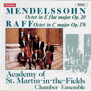 Mendelssohn & Raff: Octets