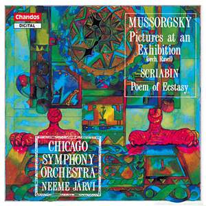 Mussorgsky: Pictures at an Exhibition & Scriabin: Symphony No. 4