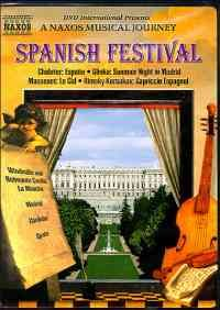 A Naxos Musical Journey - Spanish Festival