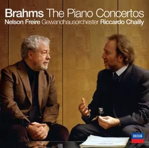 Brahms - Piano Concertos