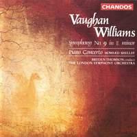 Symphony No. 9 in E minor (with Piano Concerto in C major)