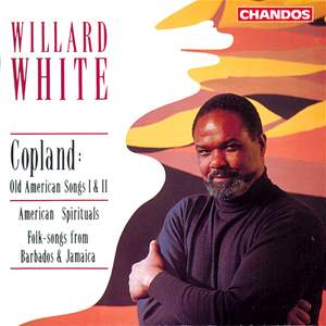 Willard White sings Copland