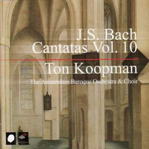 J S Bach - Complete Cantatas Volume 10