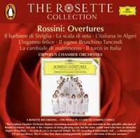 Rossini - Overtures