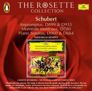 Wilhelm Kempff plays Schubert