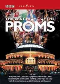 Last Night of the Proms 2000