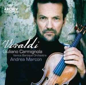 Vivaldi - Violin Concertos Product Image