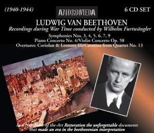 Beethoven - The War Time Recordings