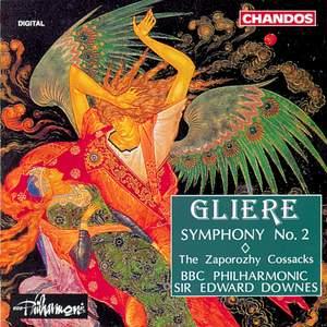 Glière: Symphony No. 2 & The Zaporozhy Cossacks