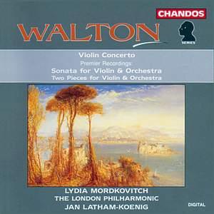 Walton: Violin Concerto, etc.