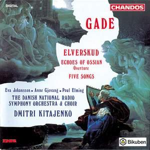 Gade, N: Elverskud Op. 30, etc. Product Image