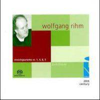 Rihm - String Quartets