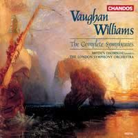Vaughan Williams: Complete Symphonies