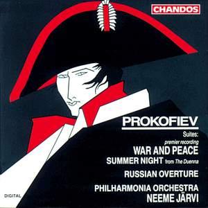 Prokofiev: War and Peace: Symphonic Suite, etc.