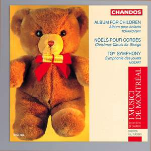 Tchaikovsky: Album for the Young & Leopold Mozart: Toy Symphony