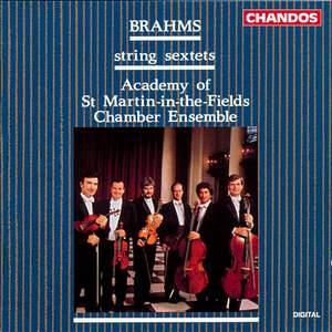Brahms: String Sextets 1 & 2