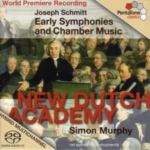 Schmitt - Early Symphonies and Chamber Music