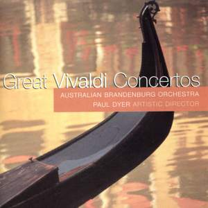 Vivaldi - The Great Concertos