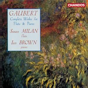 Gaubert - Complete Works for Flute