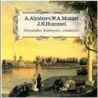 Alyabyev, Mozart & Hummel - Orchestral Works