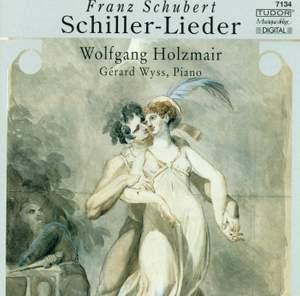 Schubert - Schiller Lieder Product Image
