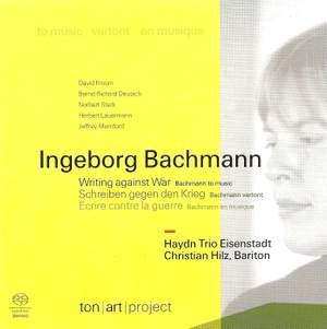 Writing against War' - Bachmann to music
