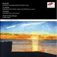 Bach, Mozart & Vivaldi: Oboe Concertos