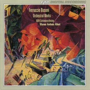 Busoni - Orchestral Works