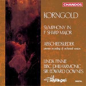 Korngold: Abschiedslieder (Songs of Farewell), Op. 14, etc.