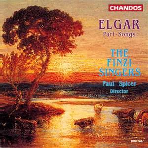 Elgar - Part-Songs