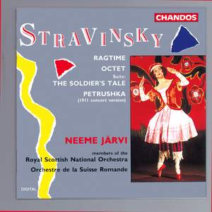 Stravinsky: Ragtime, for eleven instruments, etc.