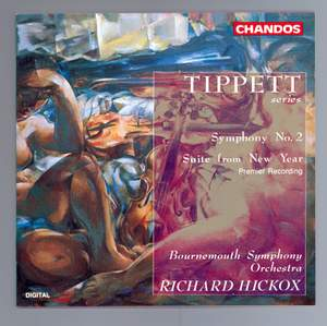 Tippett: Symphony No. 1 & Suite from New Year Product Image